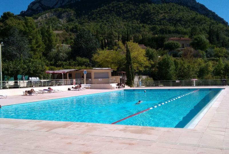 Municipal swimming pool à Buis-les-Baronnies - 0