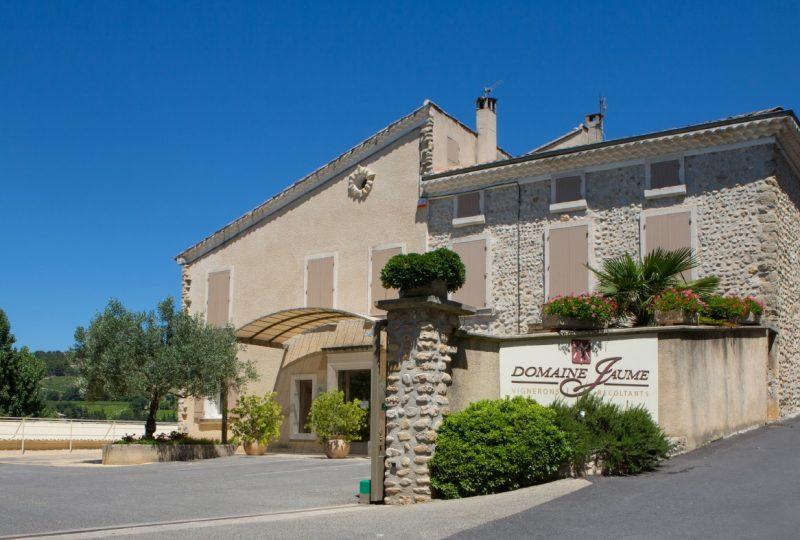 Domaine Jaume à Vinsobres - 0