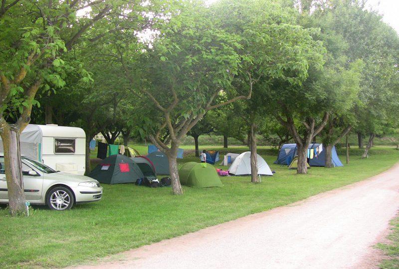 Camping municipal à Saint-Maurice-sur-Eygues - 1