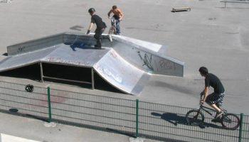 Skate park de Nyons