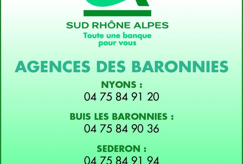 Crédit Agricole à Montbrun-les-Bains - 0