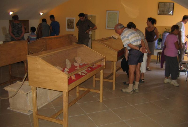 History and Patrimony Museum à Saint-Maurice-sur-Eygues - 0