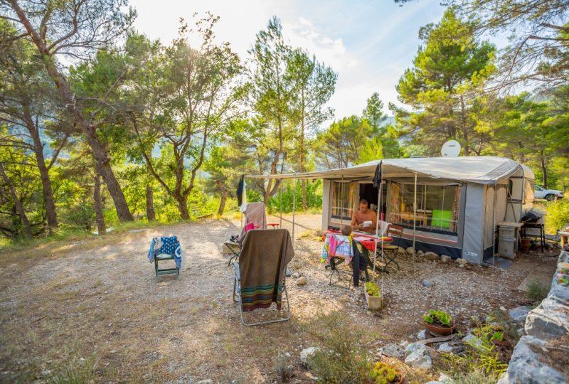 Sites & Paysages Camping l'Orée de Provence à Buis-les-Baronnies - 1