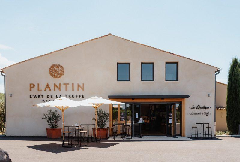 Boutique de la fabrique et Institut de la truffe Plantin à Puyméras - 0