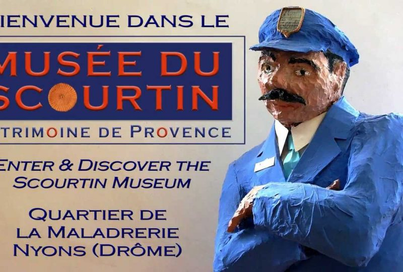 Musée du Scourtin à Nyons - 0