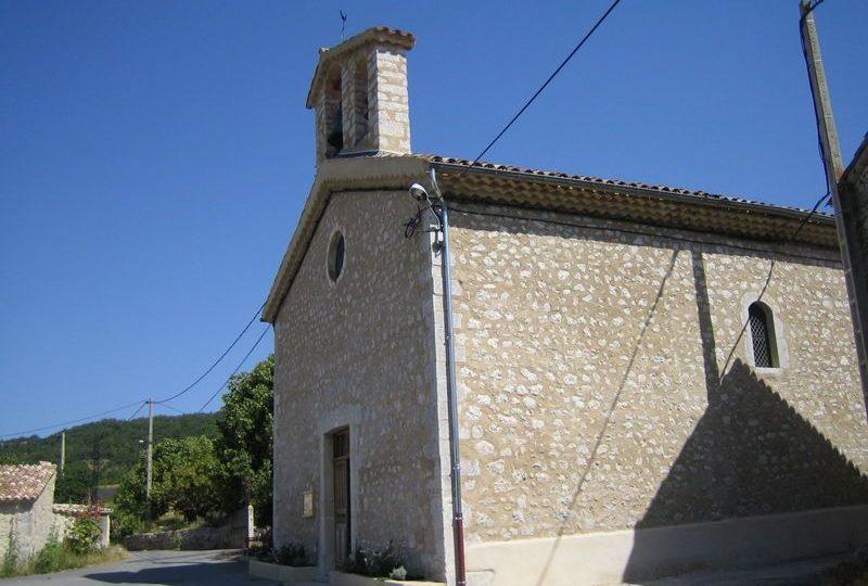 Eglise de Mévouillon à Mévouillon - 0