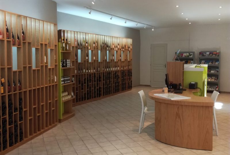 Maison des vins à Mirabel-aux-Baronnies - 1