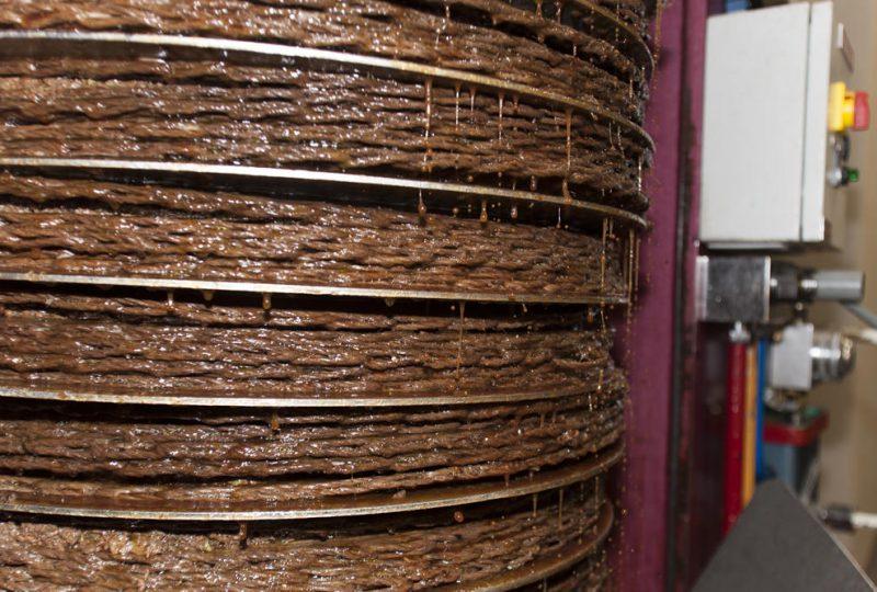 Le Vieux Moulin à huile à Puyméras - 1