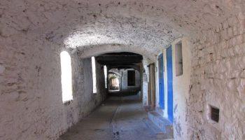 La Rue des Grands Forts de Nyons