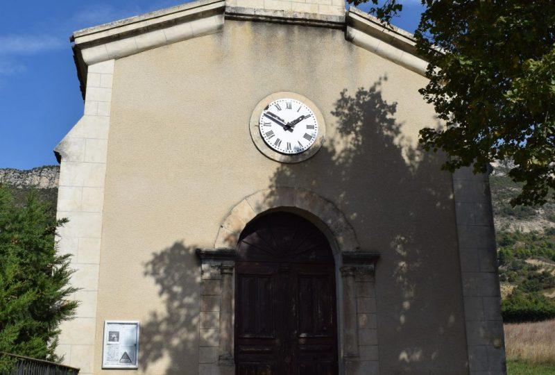 Église Saint-Simon et Saint-Jude à Beauvoisin - 0