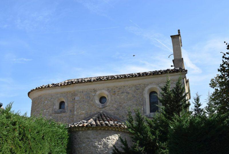 Église Saint-Simon et Saint-Jude à Beauvoisin - 1