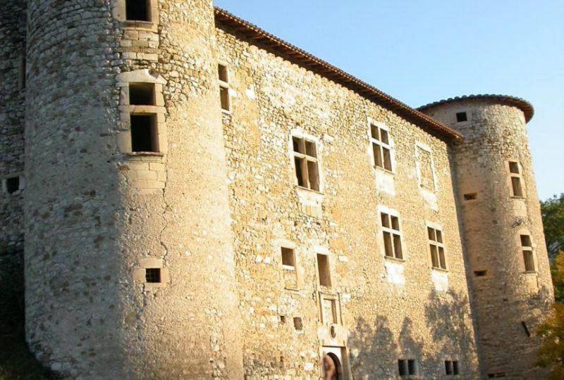 Château de la Charce à La Charce - 0