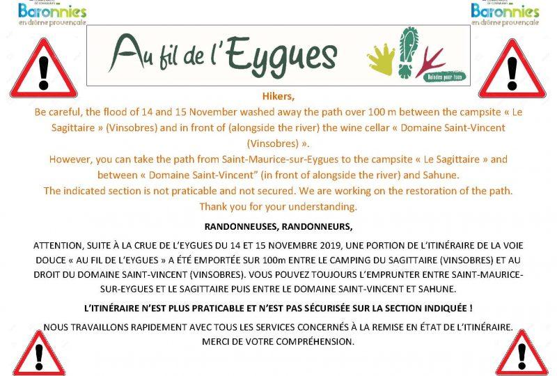 Au fil de l'Eygues à Nyons - 0