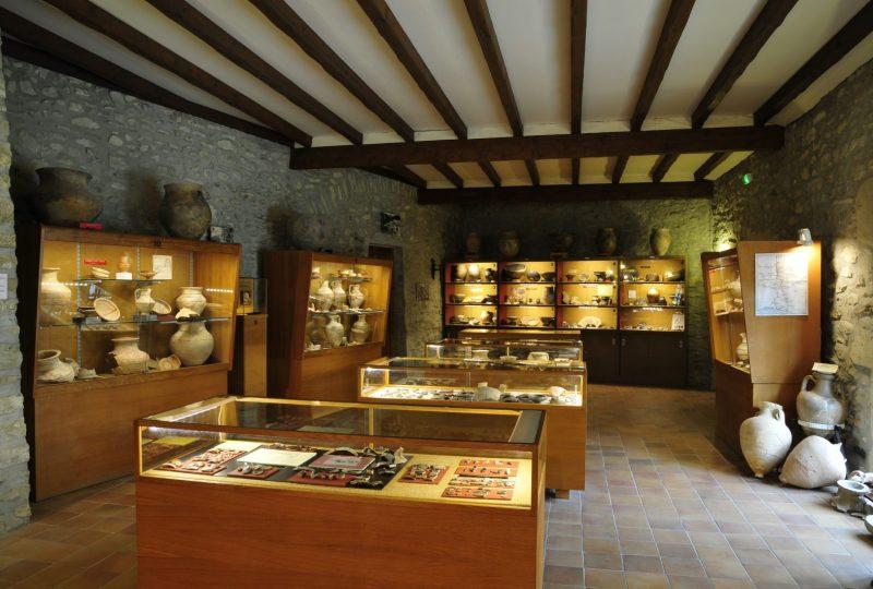 Musée Archéologique du Pègue (Société du Patrimoine Péguois d'Histoire et d'Archéologie) à Le Pègue - 0