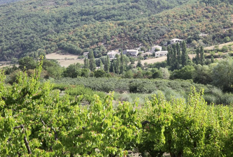 Village de Chateauneuf de Bordette à Châteauneuf-de-Bordette - 0