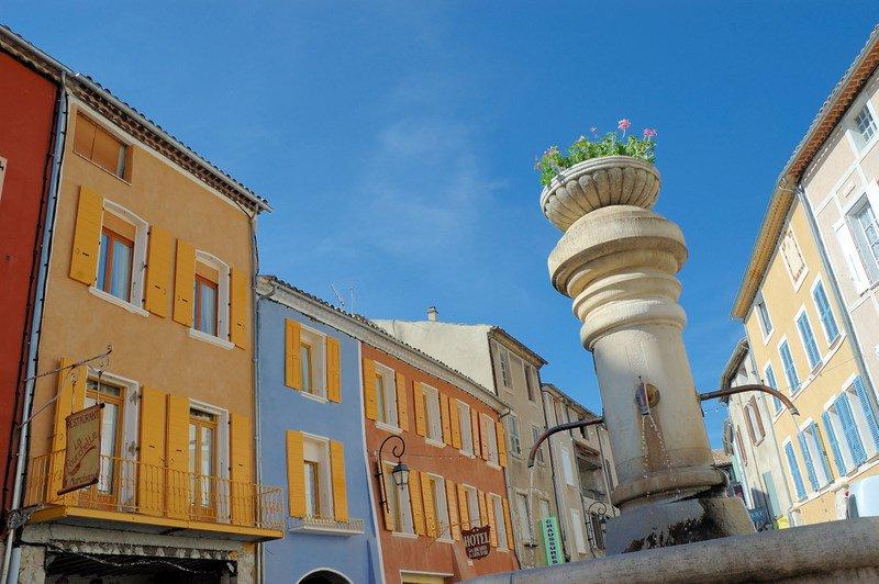 Les Baronnies en Drôme Provençale