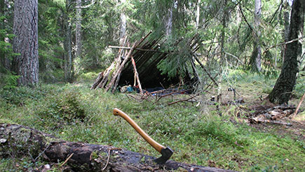 Bushcraft Nature Survie à Nyons - 0
