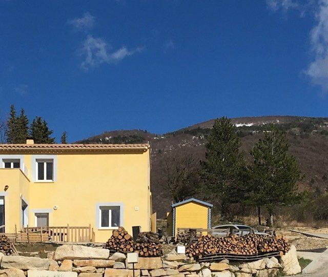 Le Piquet à Montbrun-les-Bains - 2