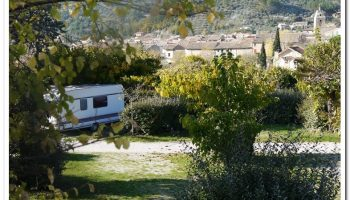 Camping le Jalinier Buis
