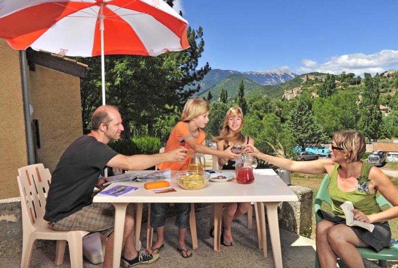 VVF Villages la Blancarde à Montbrun-les-Bains - 4