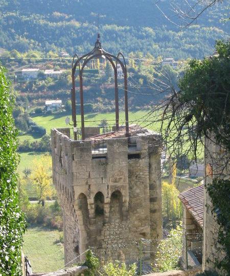 Beffroi de Montbrun les bains à Montbrun-les-Bains - 0