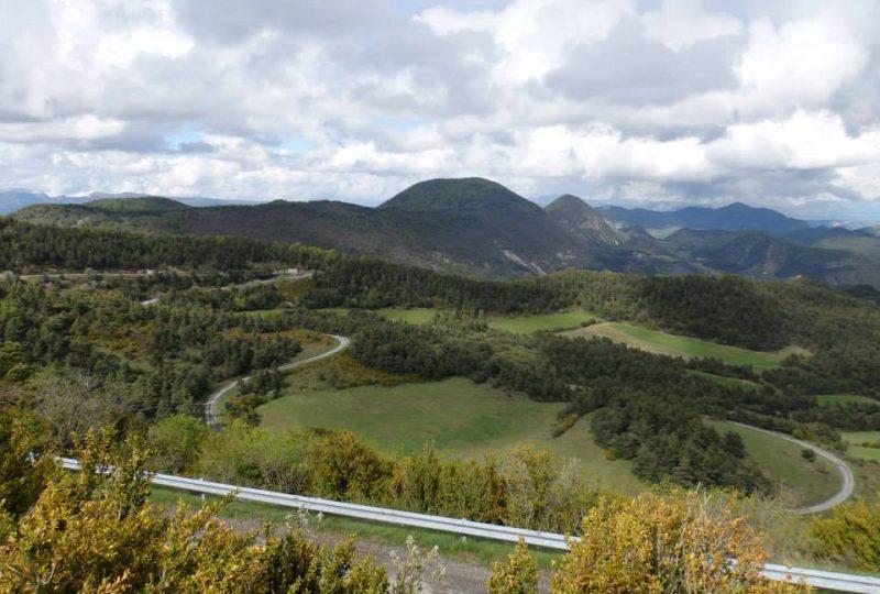 Circuit moto dans les Baronnies en Drôme Provençale à Nyons - 1