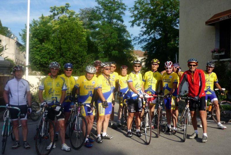 Sorties du Club «Cyclos Nyonsais» à Nyons - 0