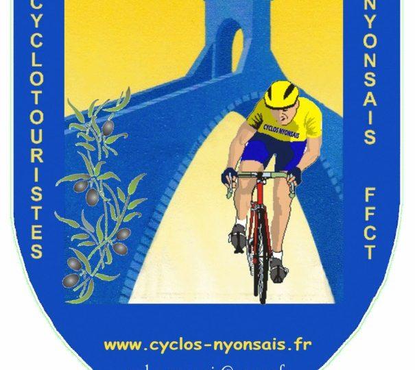 Sorties du Club «Cyclos Nyonsais» à Nyons - 1