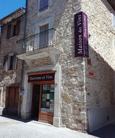 Maison des vins à Mirabel-aux-Baronnies - 0