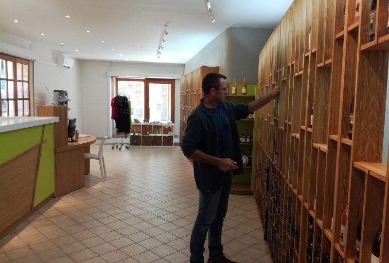 Maison des vins à Mirabel-aux-Baronnies - 2