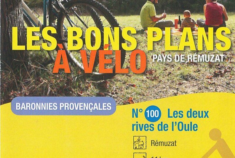 Les bons plans à vélo : les deux rives de l'Oule à Rémuzat - 0