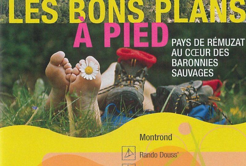 Les bons plans à pied : Le Montrond à Rémuzat - 0
