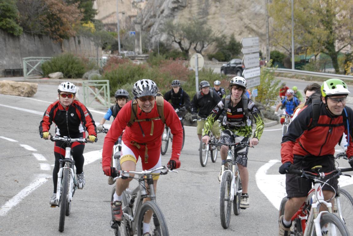 Les activités du Vélo Club Nyonsais