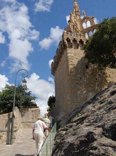 La Chapelle Notre-Dame de Bon Secours ou Tour Randonne à Nyons - 0
