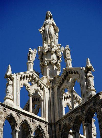 La Chapelle Notre-Dame de Bon Secours ou Tour Randonne à Nyons - 1