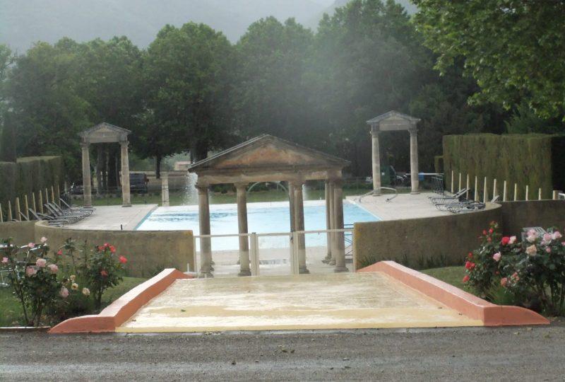 Villa d'Aulan – Mme Bérard à Montbrun-les-Bains - 2