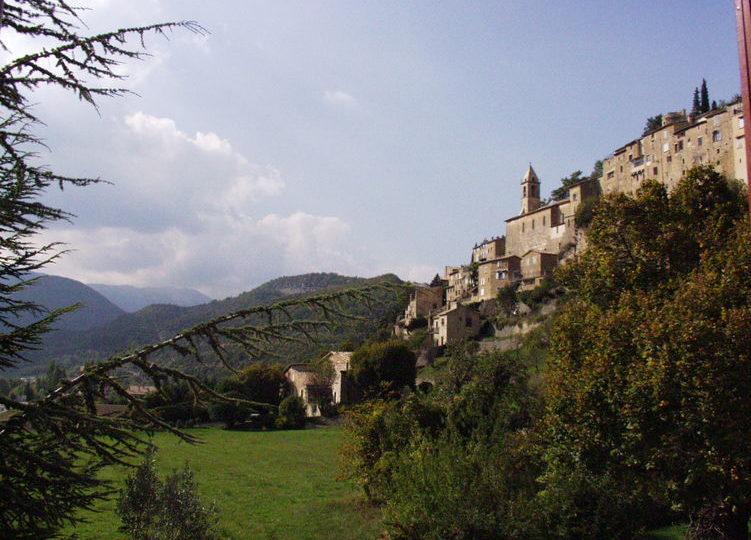 La condamine à Montbrun-les-Bains - 1