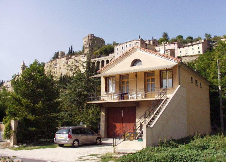 La condamine à Montbrun-les-Bains - 0