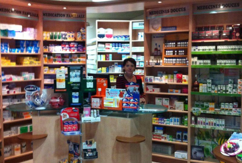 Pharmacie des thermes à Montbrun-les-Bains - 0