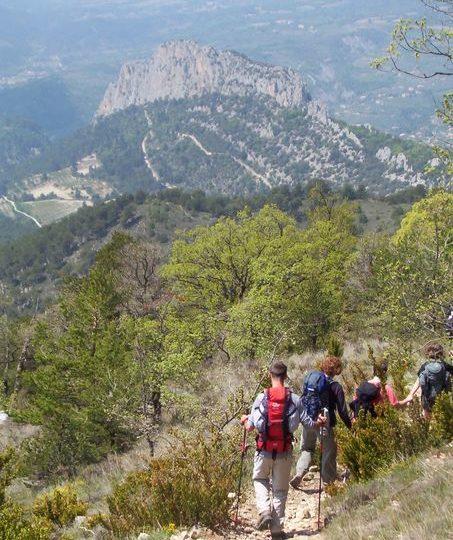 Randonnées en Drôme provençale à Buis-les-Baronnies - 2