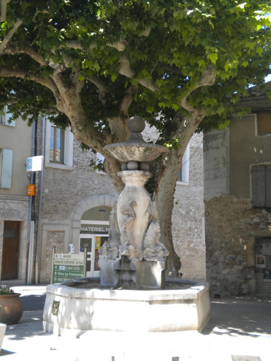 Géocaching au départ de Vaison la Romaine