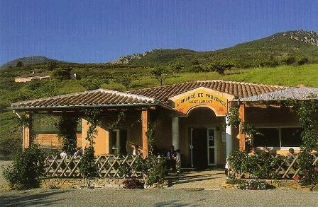 Bistrot l'Orangé de Provence