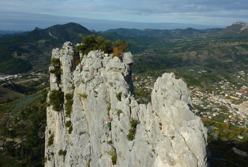 Rocher de Saint-Julien à Buis-les-Baronnies - 1