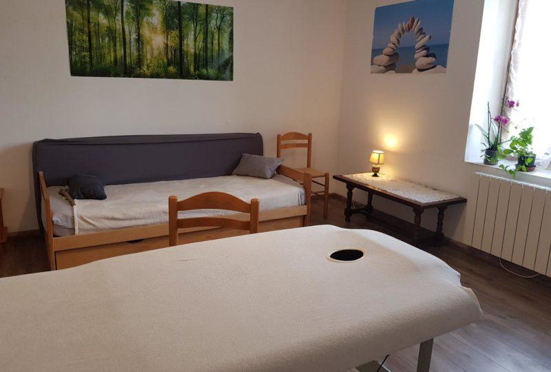 Salon de massage à Rosans - 1