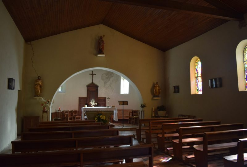 Église Saint-Blaise à Plaisians - 0