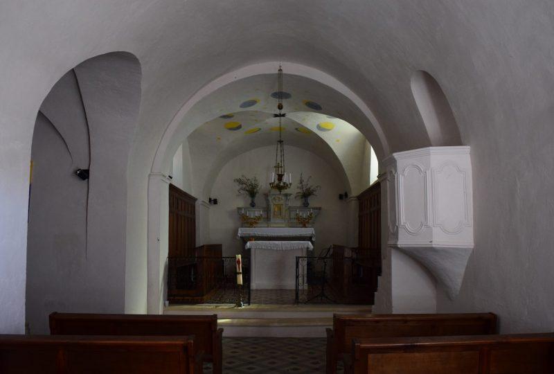 Église Saint-Marcel à Propiac - 1