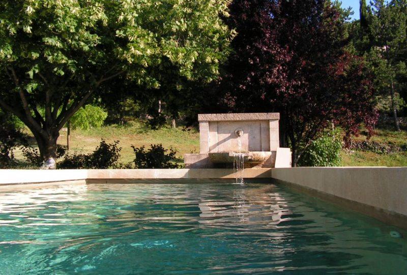 Grand Vigne à Montbrun-les-Bains - 3
