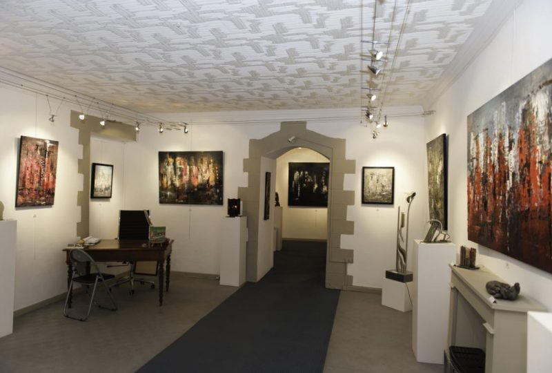 Galerie l'Art au Zénith à Nyons - 0