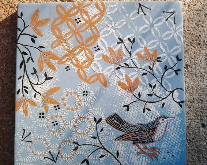 L'atelier de poterie-Brigitte Bocquet à Montbrun-les-Bains - 2