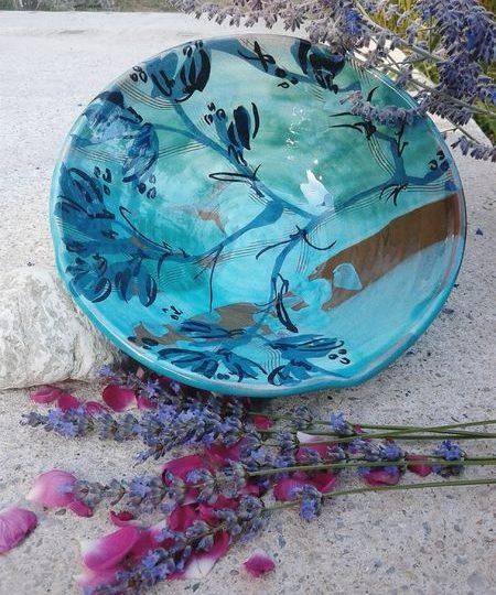 L'atelier de poterie-Brigitte Bocquet à Montbrun-les-Bains - 3